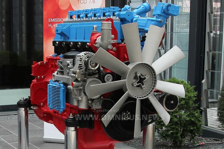 Wasserstoff statt Diesel