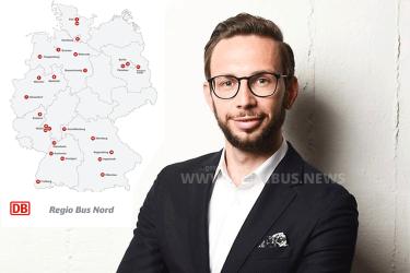 Neues bei DB RegioBus Nord