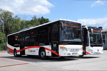 55 neue Busse für Go.on