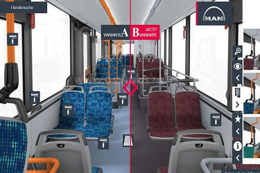 Digitaler Bus-Designer