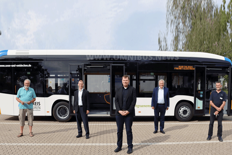 E- & H2-Busse für Düren