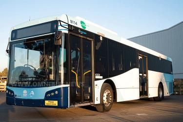 1. E-Bus aus Downunder