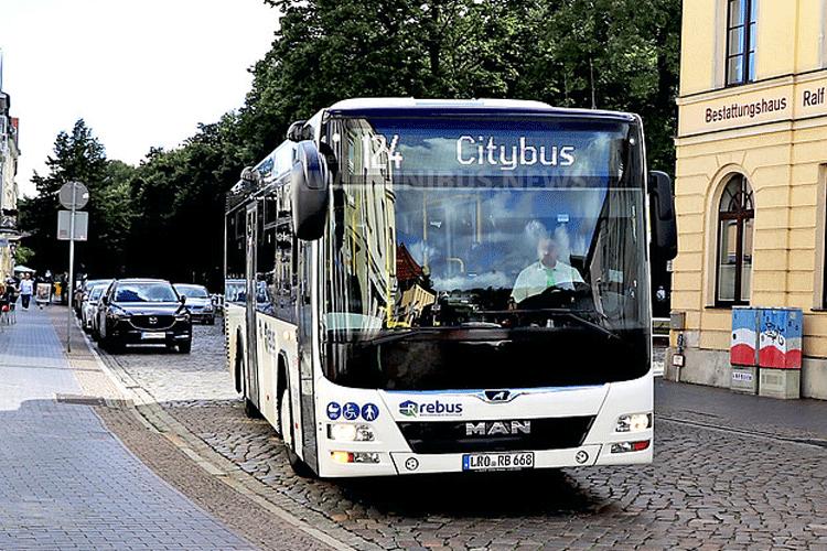 Kostenloser Citybus