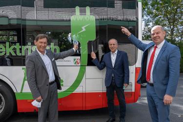 1. E-Bus für Herne