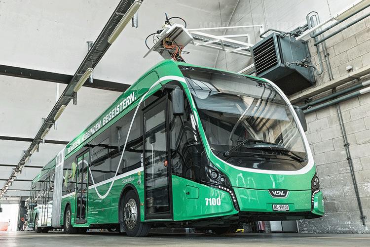 E-Busse-Flotte bis 2027