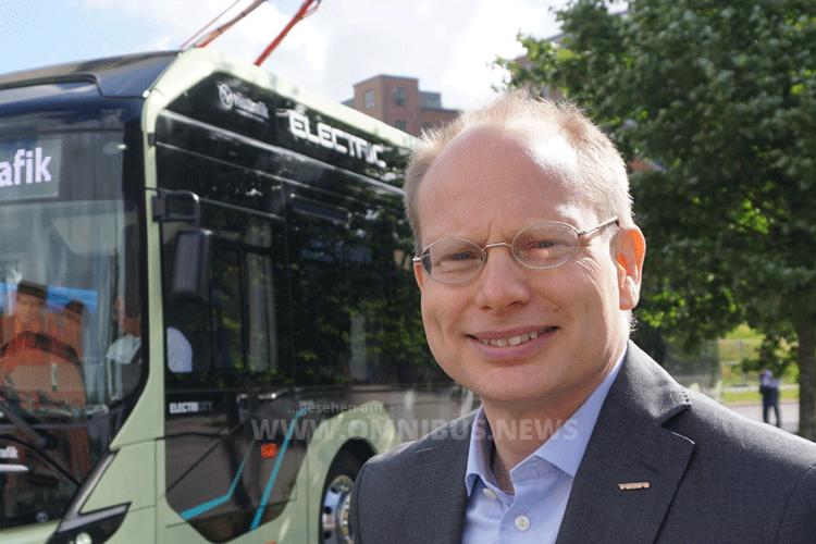 Volvo Bus ohne Agnevall