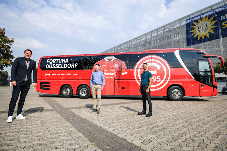 Teambus von OES