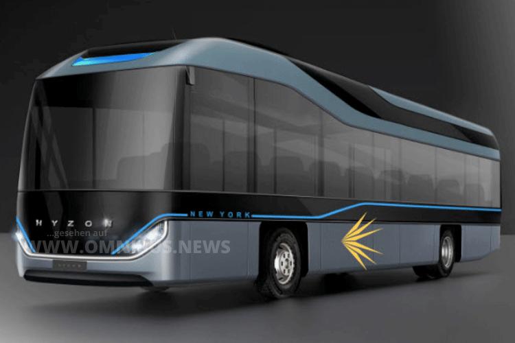 Superbus für Downunder