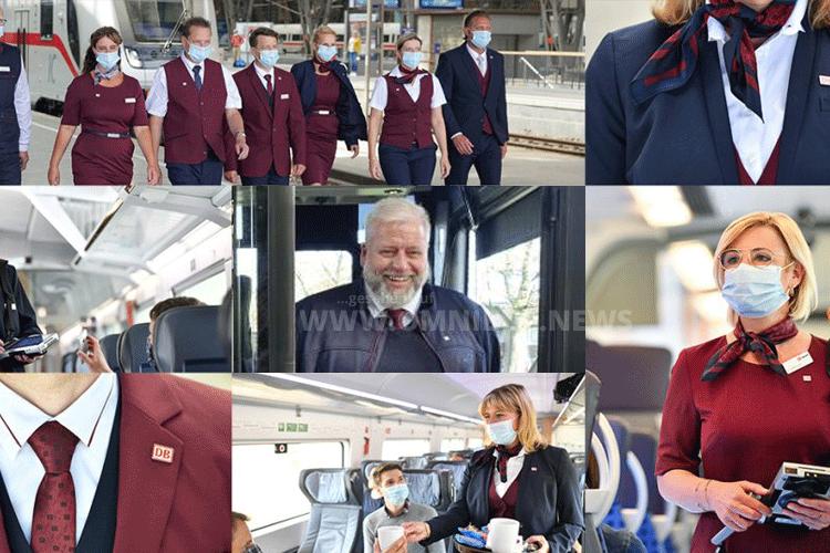 Neu: Busfahrer-Uniform