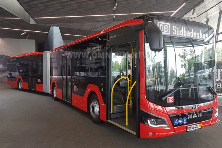 90 Hybrid-Gelenkbusse