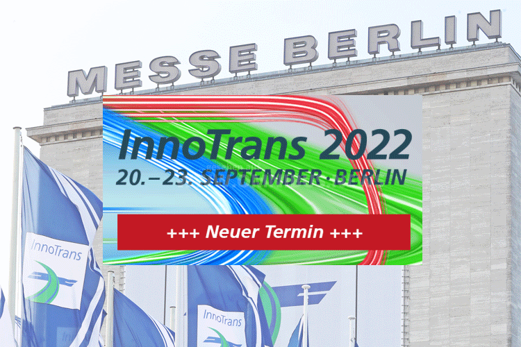 InnoTrans 2021 abgesagt