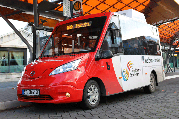 1. E-Bürgerbus in NRW