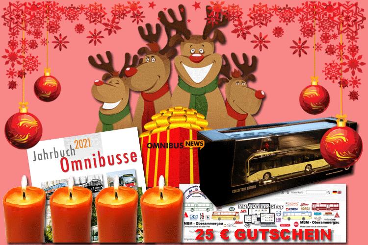 4. Weihnachtsverlosung