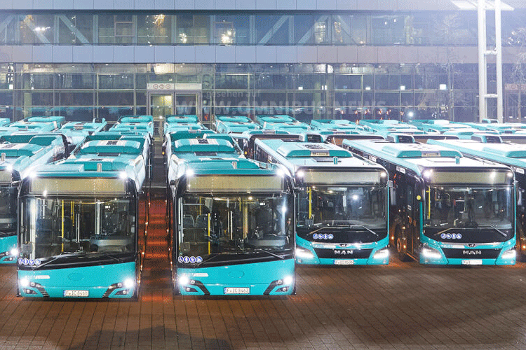 49 neue Diesel für ICB
