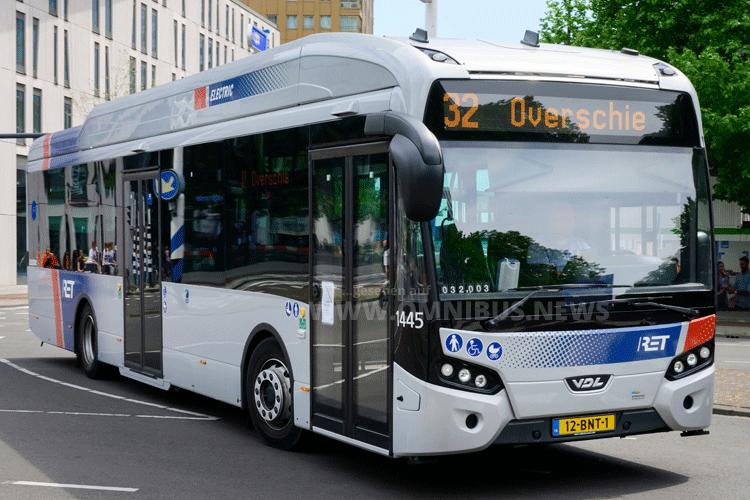 Weitere VDL-E-Busse für RET