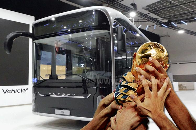 Yutong, Katar & FIFA 2022