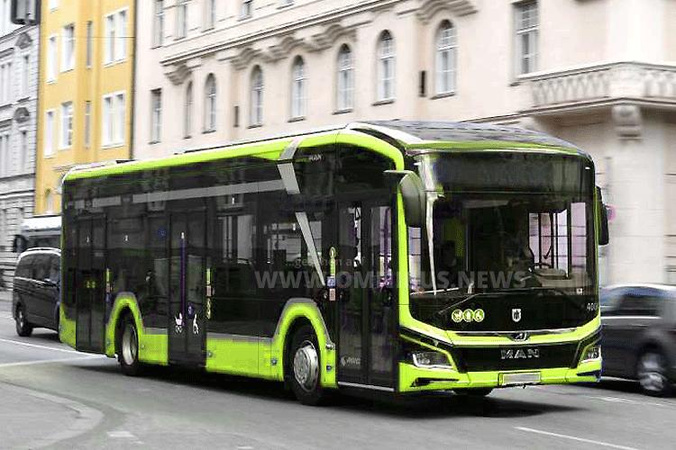 22 Lion's City E für Malmö