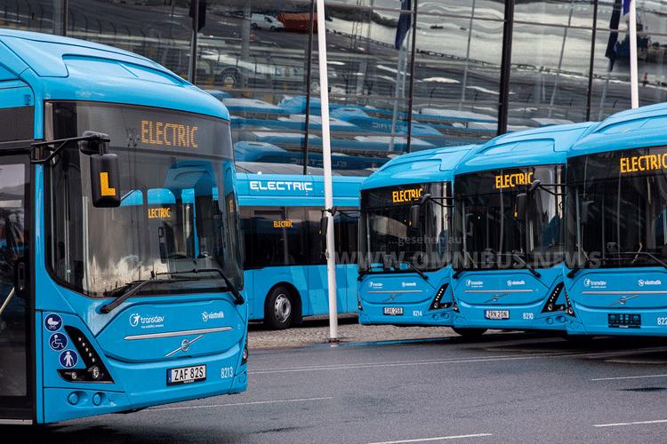 Schaufenster E-Bus-Mobilität