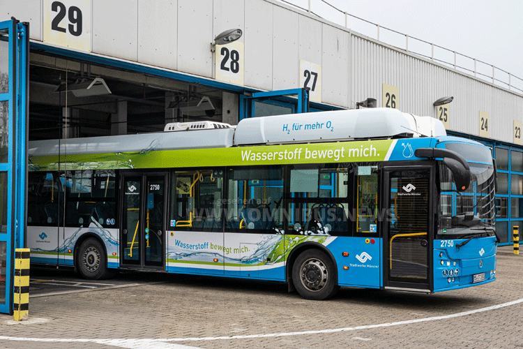 1. H2-Bus in Münster