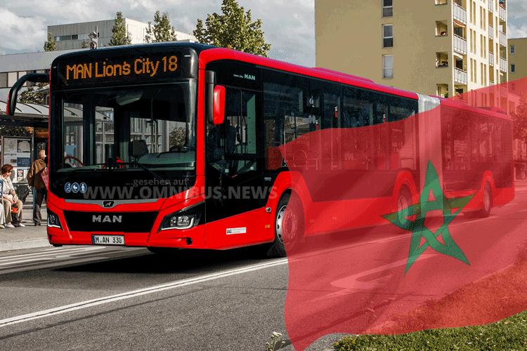 MAN-Premiere in Marokko