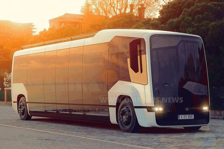 Neues E-Bus Startup