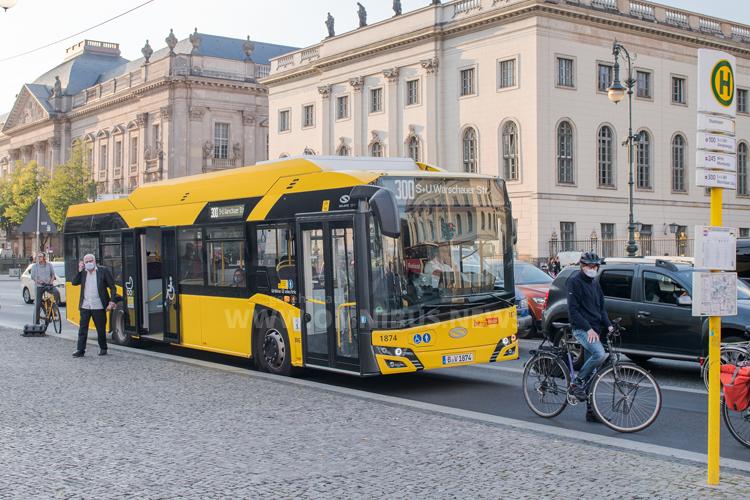 90 E-Busse für Berlin