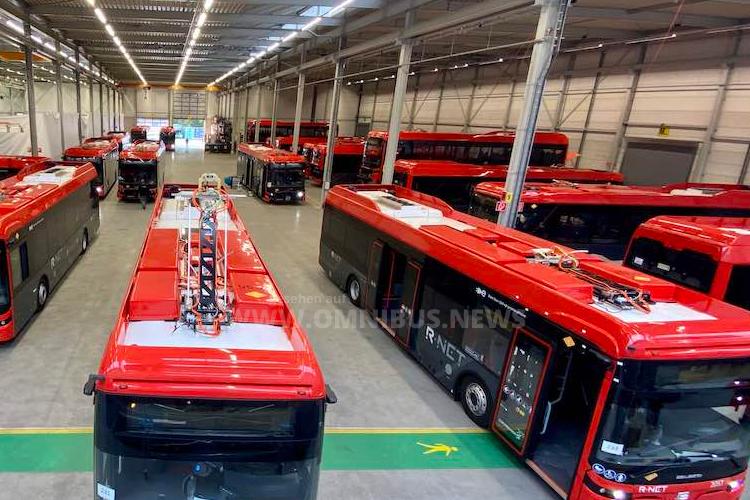 1.163 E-Busse in NL
