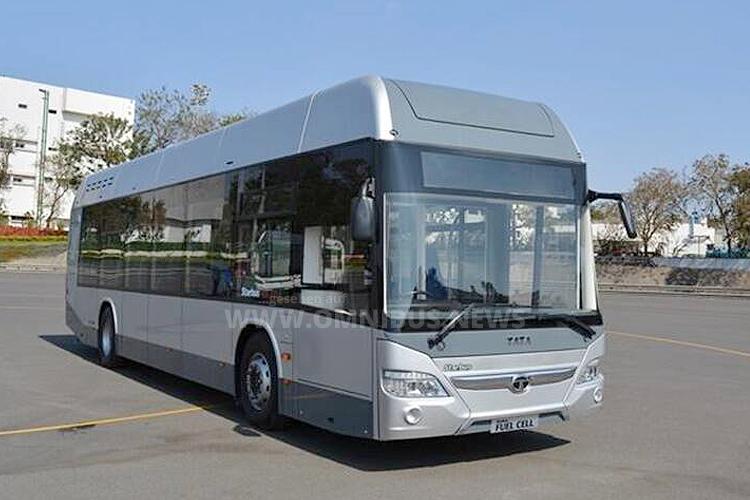 15 BZ-Busse für Neu-Dehli