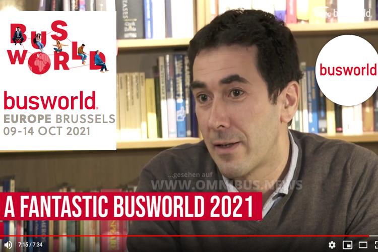 Busworld 2021