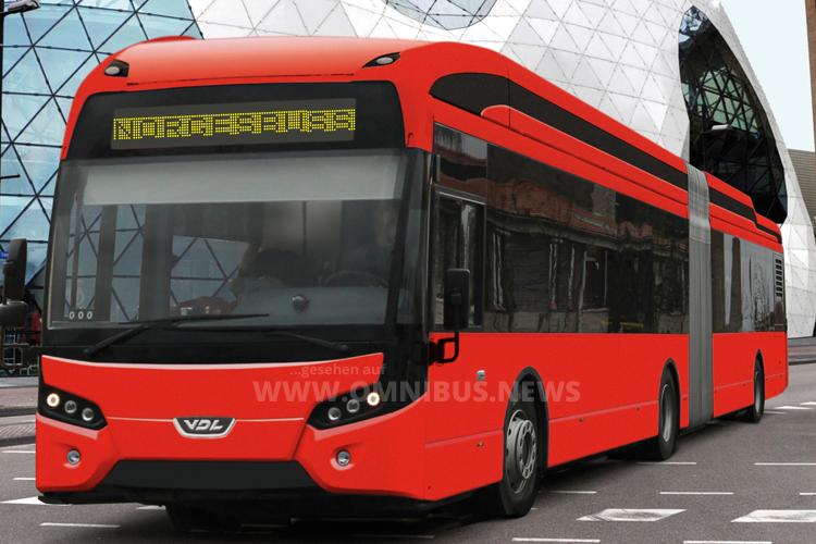 102 E-Busse für Oslo