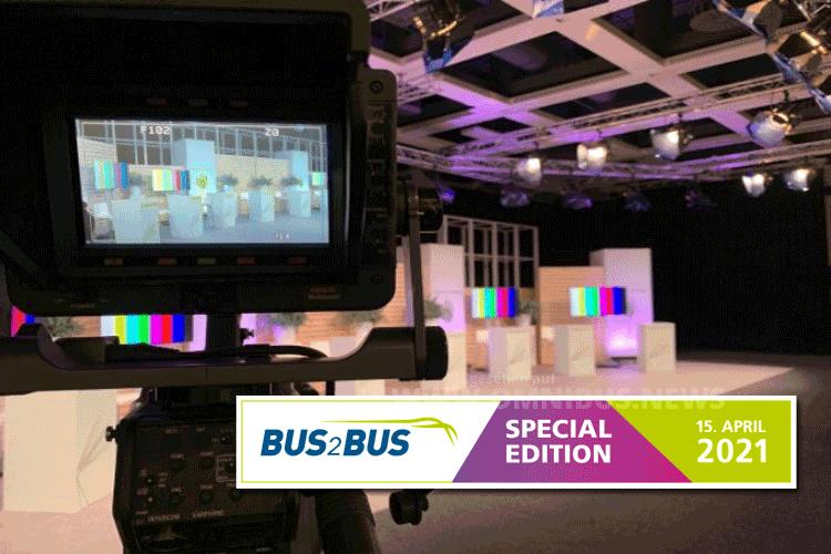 Bus2Bus als digitales Event