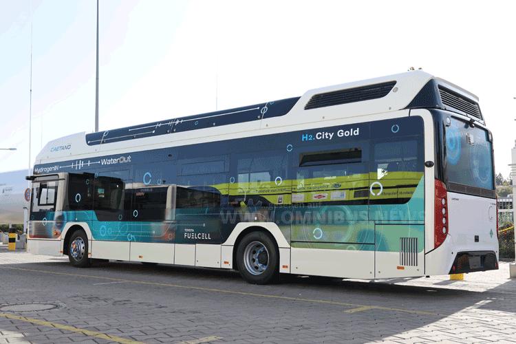 Caetano BZ-Busse für ESWE