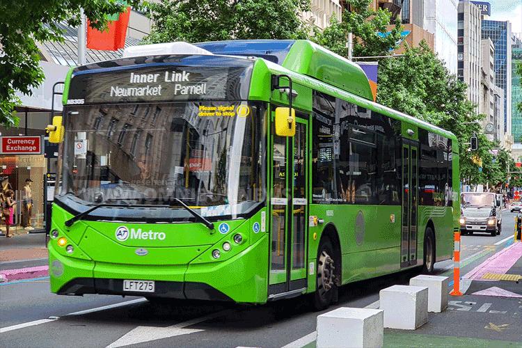 ADL & Kiwi Bus Builders