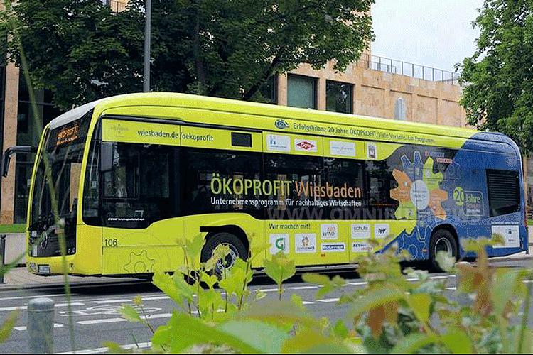 Neue E-Busse & neue Weiten