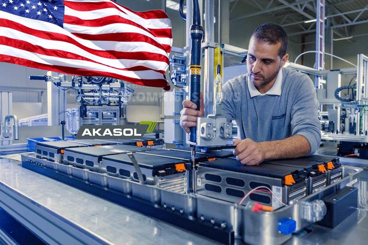 Akasol: Freundliche Übernahme