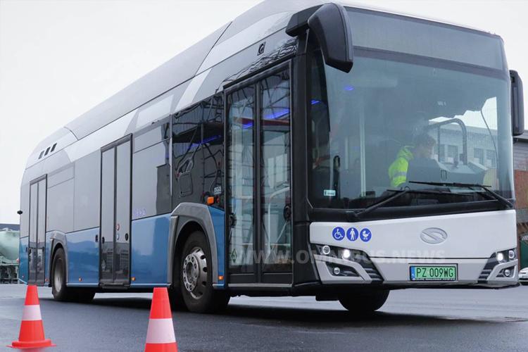 REVG testet H2-Bus