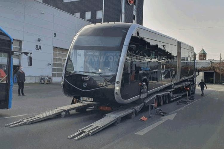Osnabrück testet ieTram