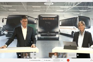 Daimler Buses bleibt Nr. 1