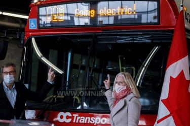 5.000 E-Busse für Kanada