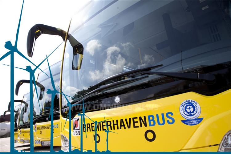 Sieben BZ-Busse für BHV