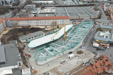VAG-eBus-Ports im Plan