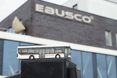 Kleiner Ebusco 2.2 ausgeliefert