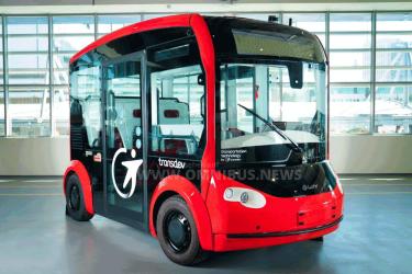 Autonome Shuttle ab 2023