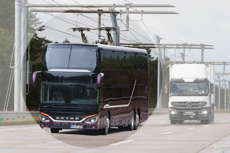 O-Reisebus gesichtet