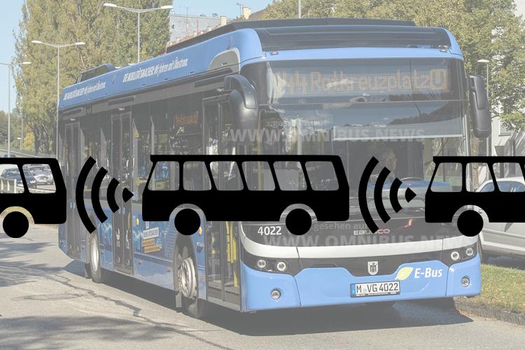 Bus-Platooning in MUC