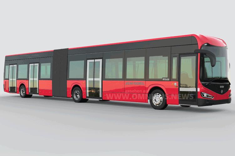 Irizar E-Busse für Bern