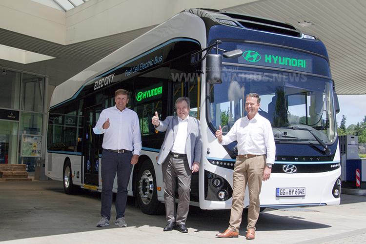 Hyundai BZ-Bus im Test