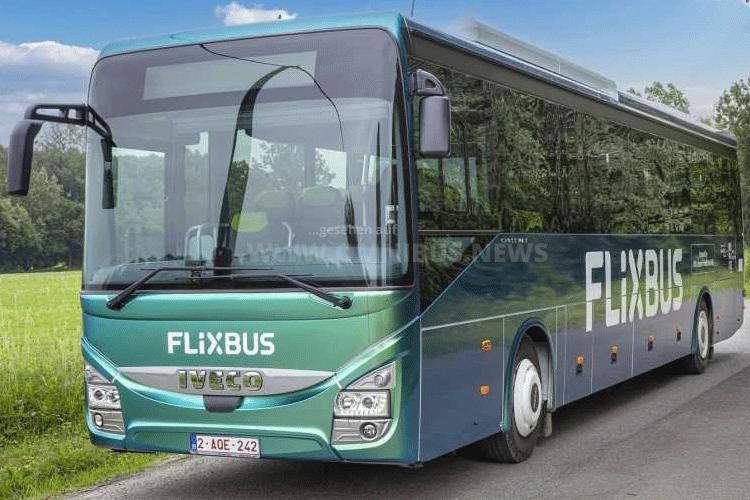 1. Biogas-Fernbusse