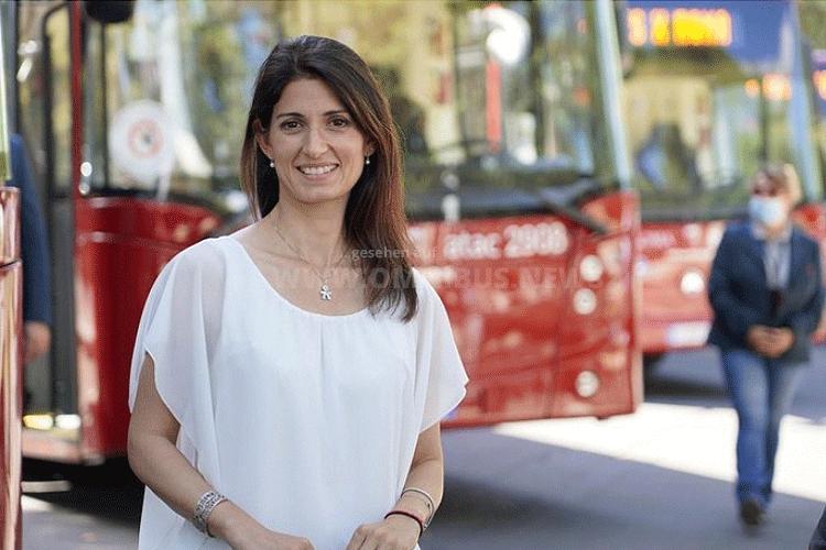 900 neue Busse für Rom