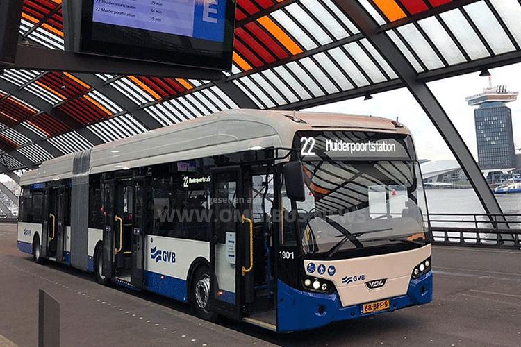 44 weitere E-Busse für GVB
